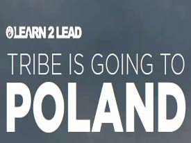 Tribe is going to Poland