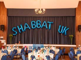 Shabbat UK 2017 - read the story and view the pictures